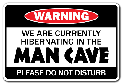 Man Cave Sign Images