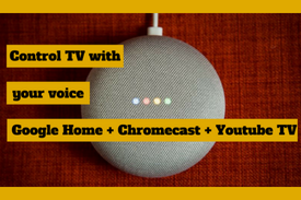 How To Control TV With Your Voice In 2018