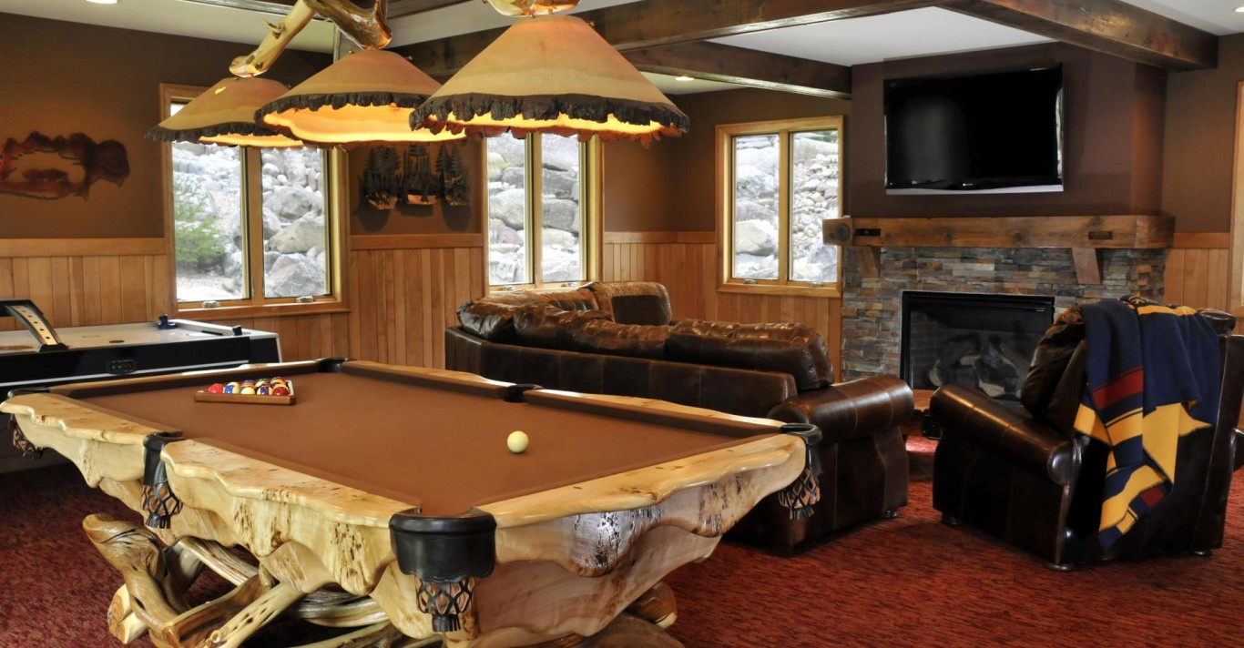 attic man cave ideas - The Man Cave Room